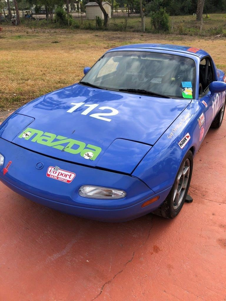 1990 Mazda Miata Track Day Car