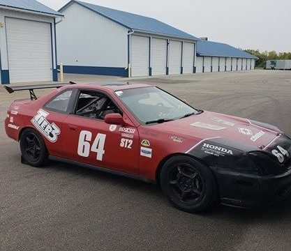 1999 Honda Prelude H22A Euro R Race Car for sale