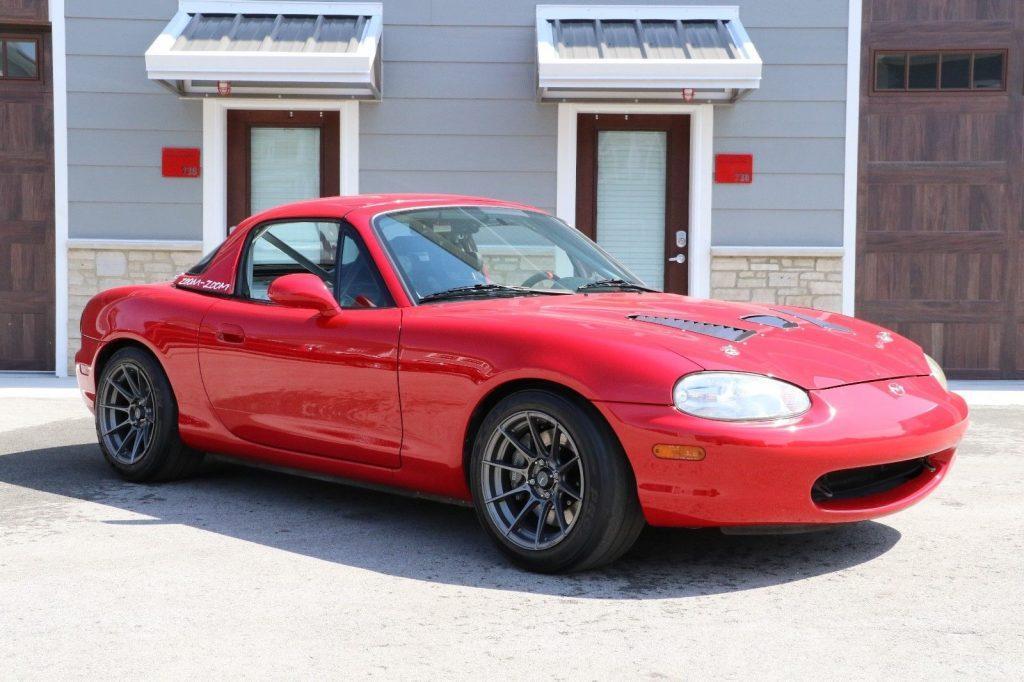 1999 Mazda Miata Track Day Car 430hp LS3 Brand New Build
