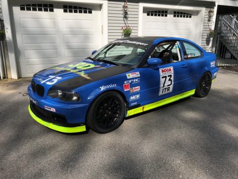 2000 BMW E46 Race car for sale