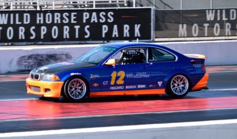2001 BMW E46 330Ci Grand-Am Race Car – NASA GTS3, ST4 for sale