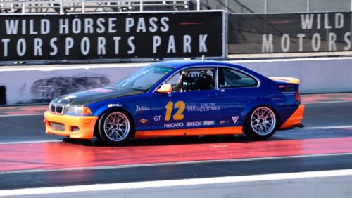 2001 BMW E46 330Ci Grand-Am Race Car – NASA GTS3, ST4