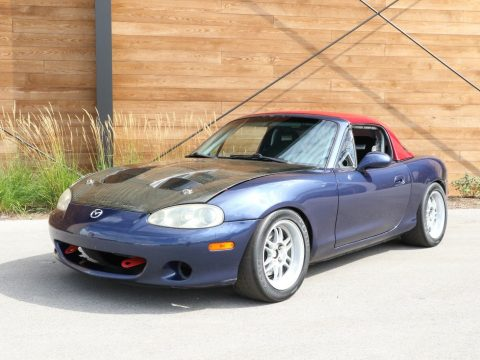 2001 Mazda Miata MX 5 Track Car / Race Car *2.0 Liter Motor* for sale