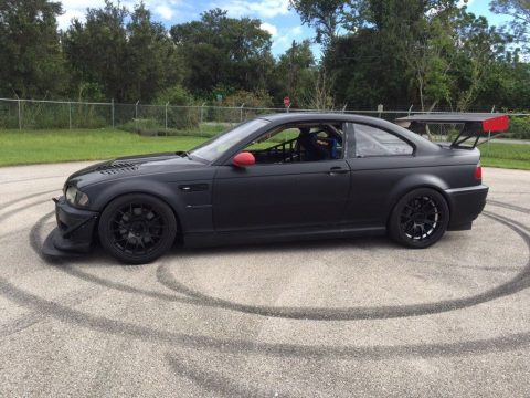 2002 BMW E46 No Expense Spared Race car NASA, AER, FARA, BMWCC for sale