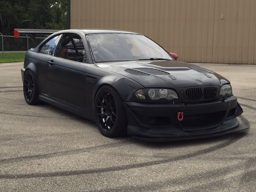 2002 BMW E46 No Expense Spared Race car NASA, AER, FARA, BMWCC