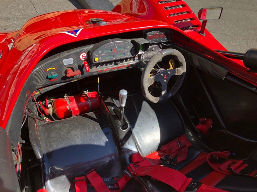2003 Radical SR3 Race Car
