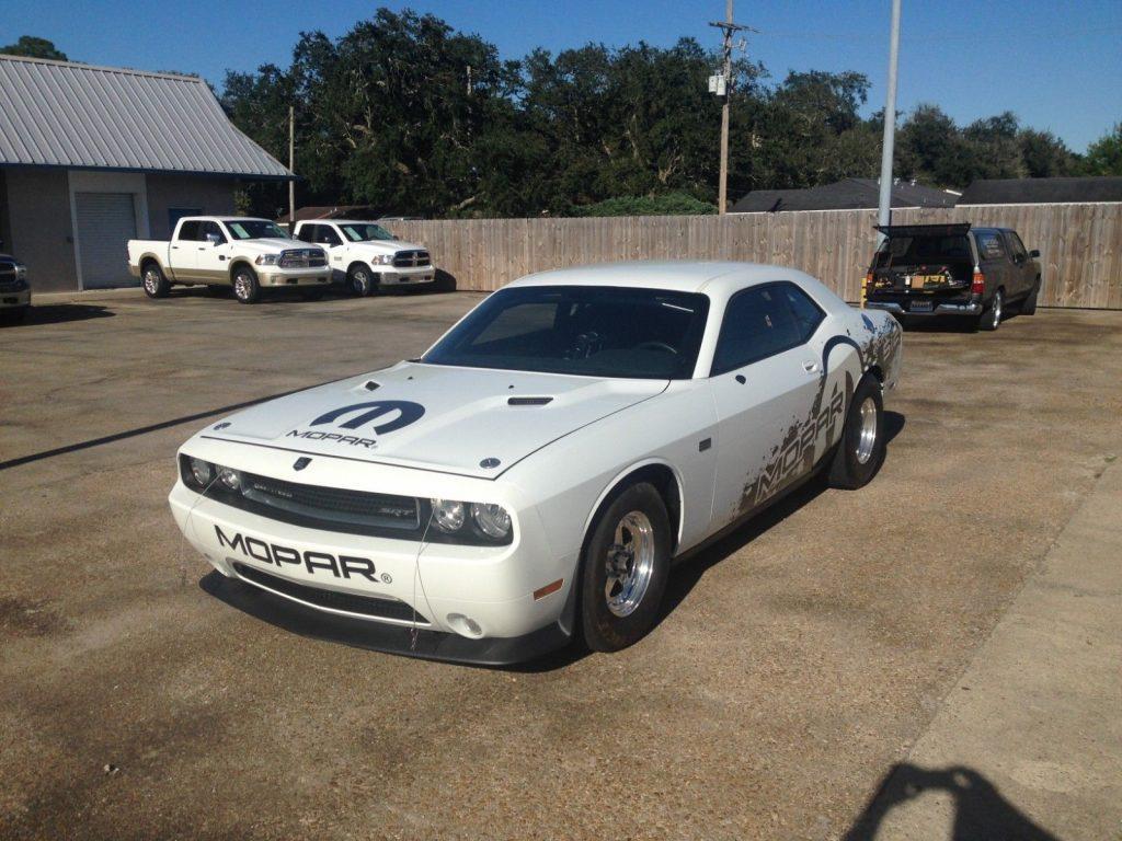 2011 Dodge Challenger Mopar Drag Pak V10 #003