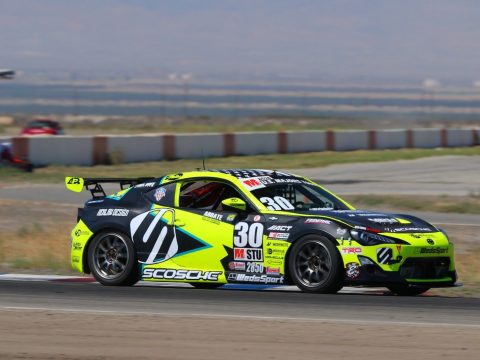 2013 Scion FRS SCCA STU Race Car Grrracing for sale