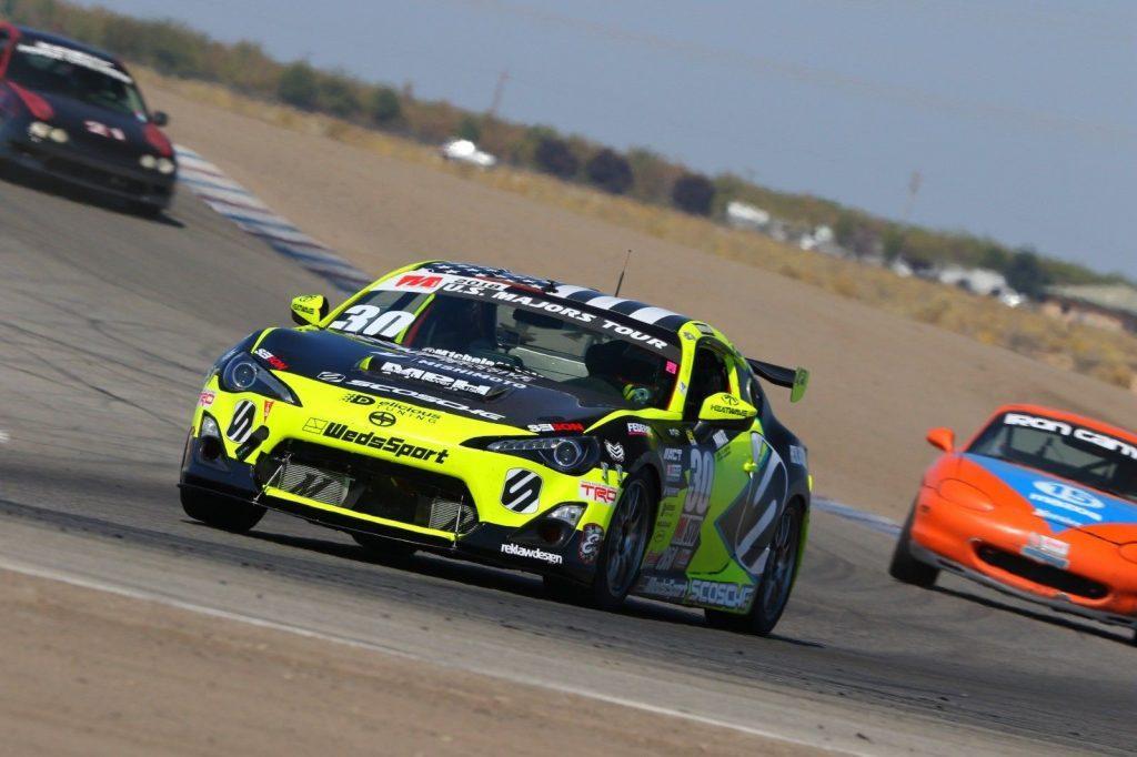 2013 Scion FRS SCCA STU Race Car Grrracing