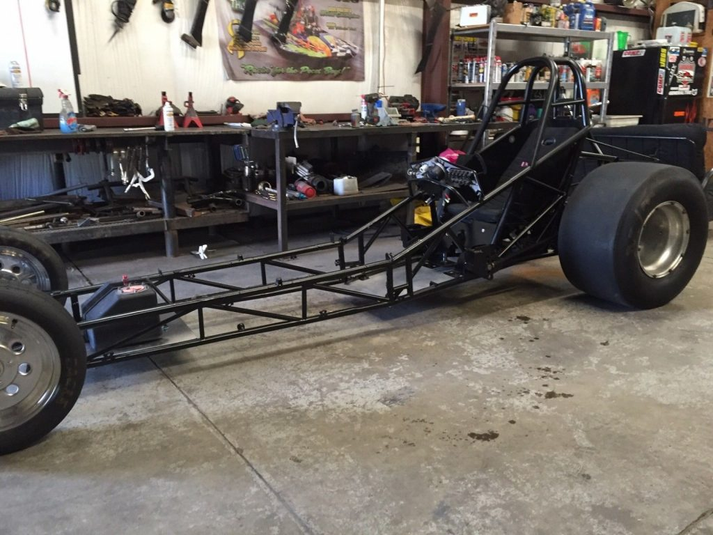 Altered, Funny Car, 125″ LS1 Powerglide 9″ Ford Beadlock NHRA IHRA Drag Racing