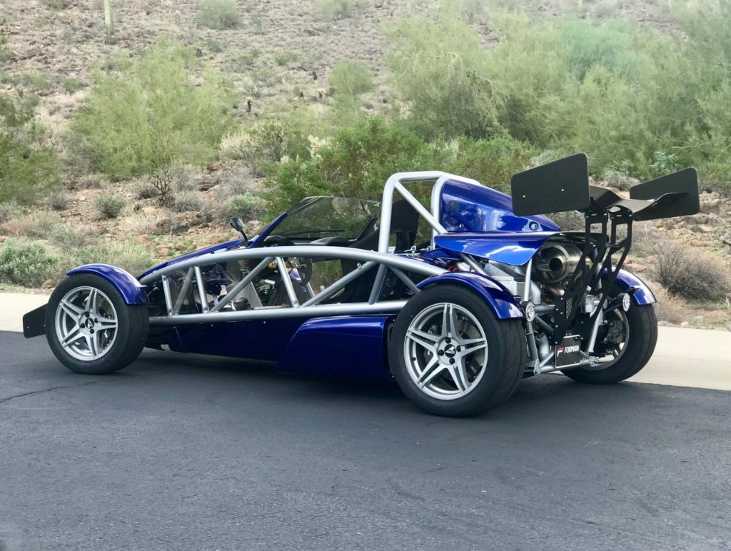 Brand NEW 2019 Ariel Atom 3S Turbo