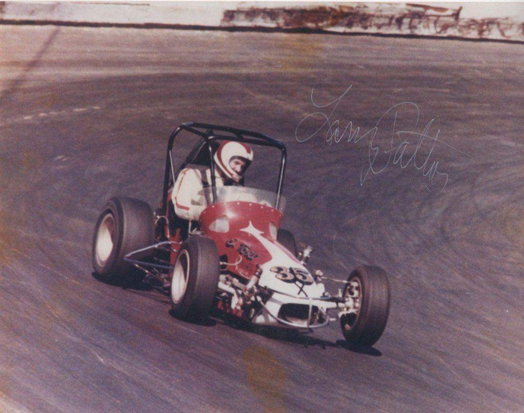 208: 1976 Edmunds Midget Race Car