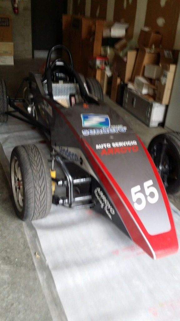 Formula VEE VW Race car