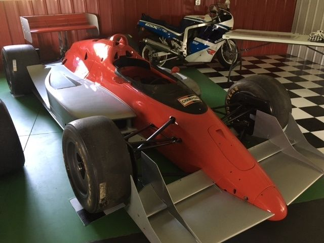 Indycar LOLA 1989 JUDD AV V8 Turbo
