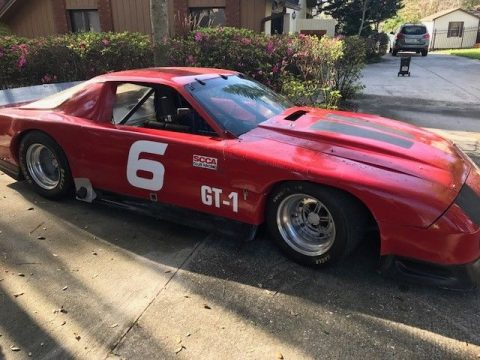 Vintage GT 1 Chevrolet Camaro Z 28 Purpose Built SCCA Trans AM for sale