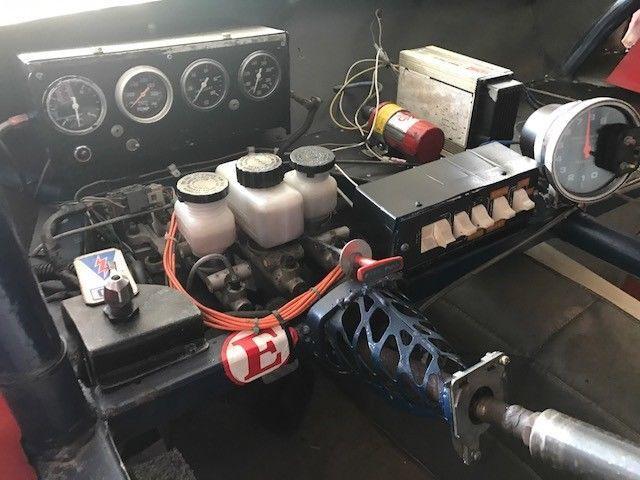 Vintage GT 1 Chevrolet Camaro Z 28 Purpose Built SCCA Trans AM