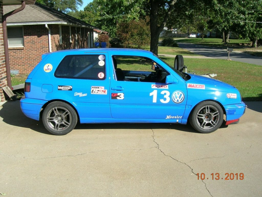 1996 Volkswagen GTI Race car