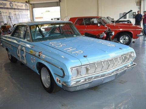 1964 Plymouth Road Runner Richard Petty #43 Racecar Tribute for sale