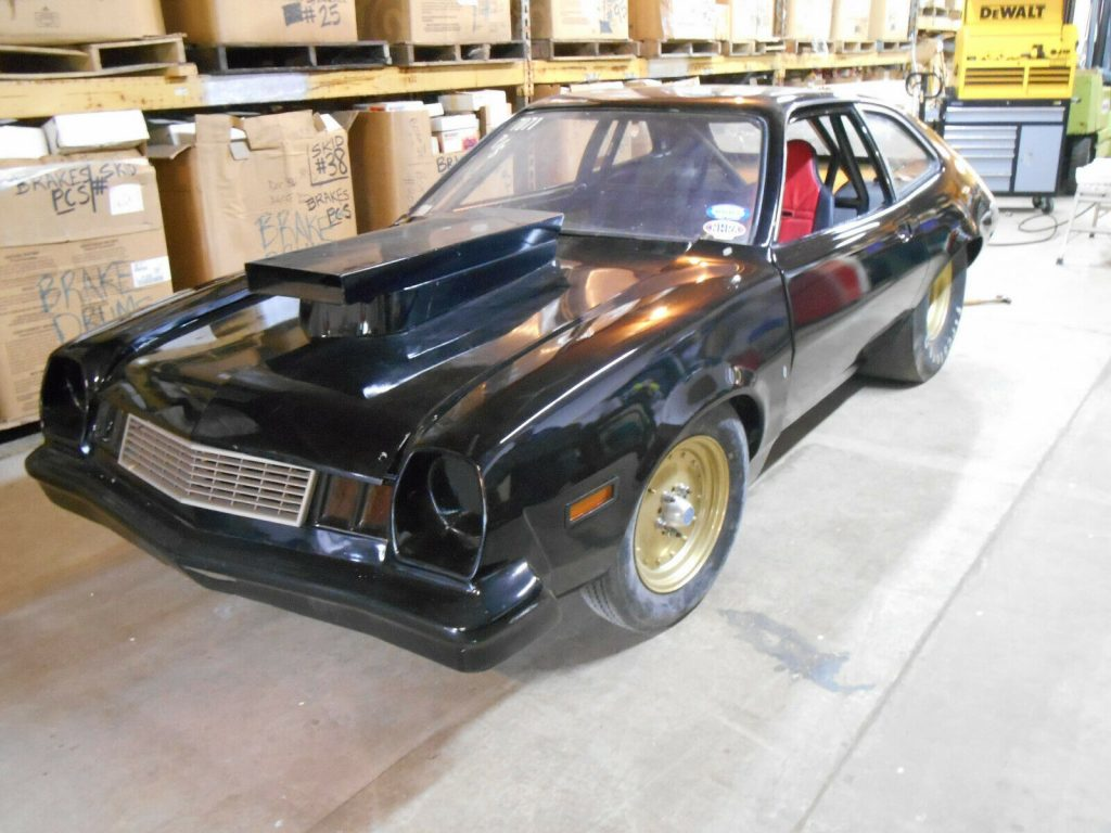 1972 Ford Pinto Pro Stock Race Car With Professional Built 351 Cleveland Motor