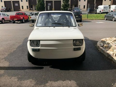 1986 Fiat 126p Rally Race Car for sale