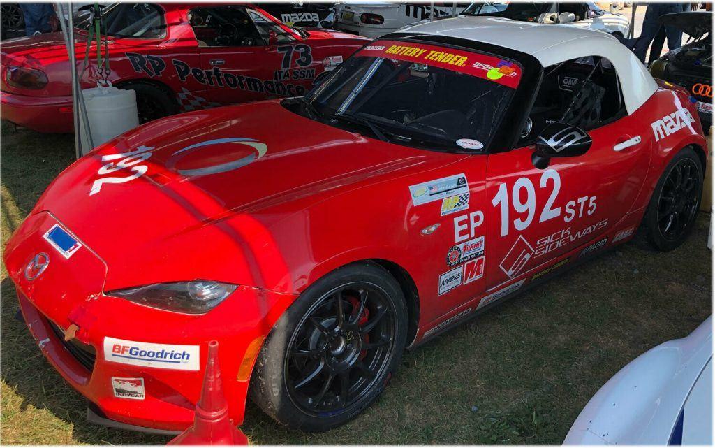 2016 Mazda MX 5 Miata – MX5 Cup ND Race car
