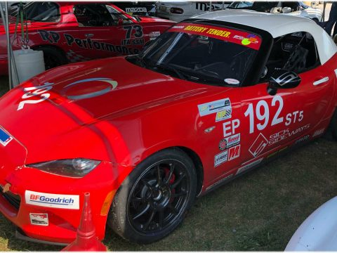 2016 Mazda MX 5 Miata – MX5 Cup ND Race car for sale